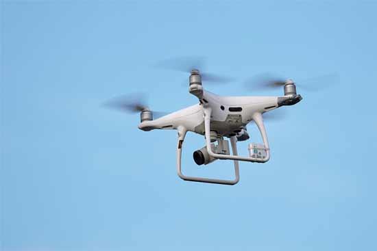 Secure a drone pilot license