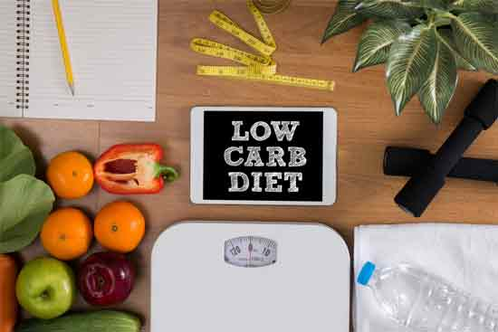 Benefits of consuming low-carb diets