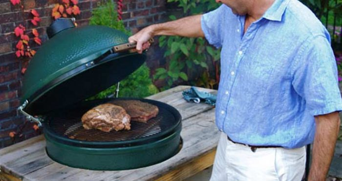 Can You Leave Green Big Egg Unattended