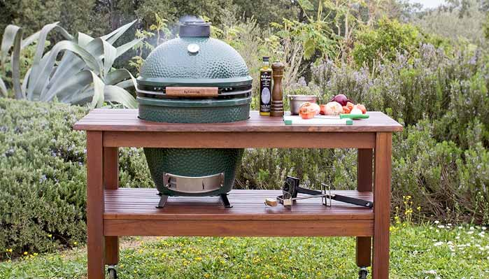 Green Big Egg