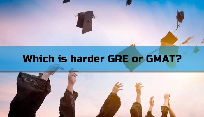 Which is harder GRE or GMAT