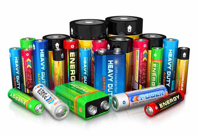 Common Types of Battery – How to select the Best One