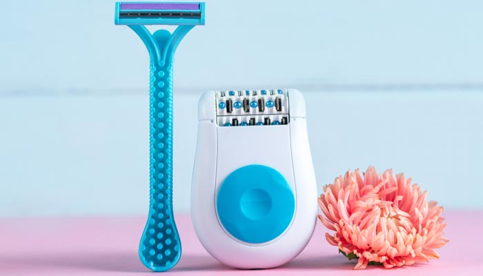 Introduction to an epilator