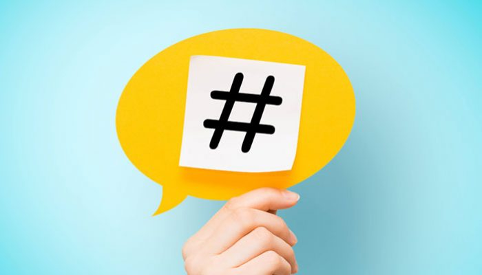 The Trending Hashtags