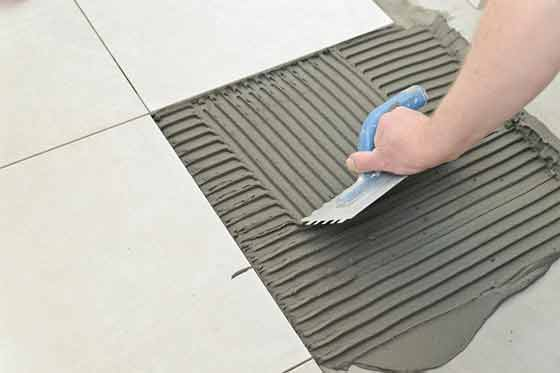 Tips to take care of the tiles