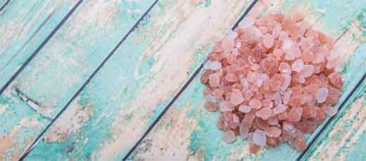 Ways to do salt therapy at home