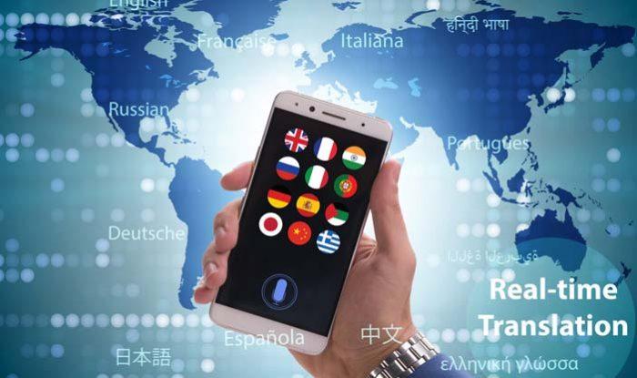 make communication internationally