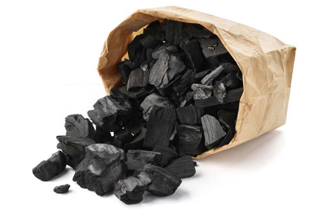 How Long Charcoal Bag Last