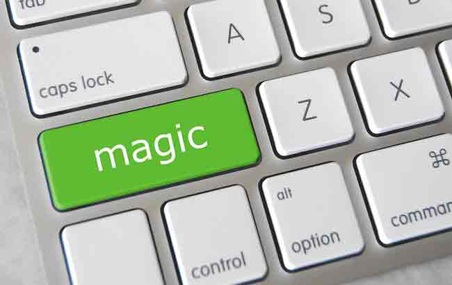 How to use your Magic Keyboard
