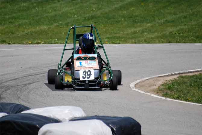 how to build a fast electric go-kart