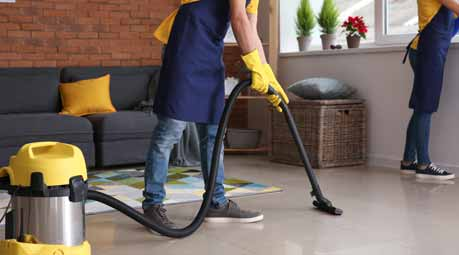 Factors to consider while hiring cleaning services
