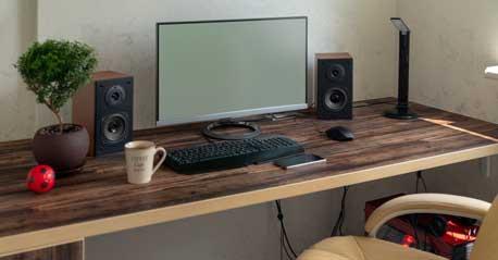 Increase Base In Computer Speakers