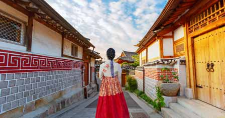 Unique And Stylish Hanbok
