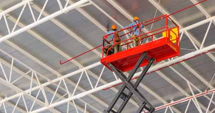 What Are the Benefits Of A Scissor Lift