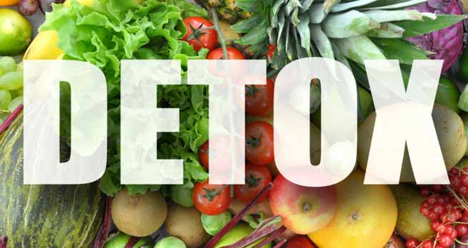 What is The Rate Of Detoxification In The Body