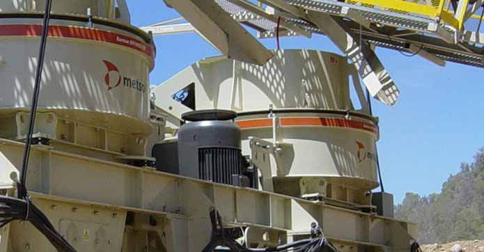 Barmac VSI Crusher Parts