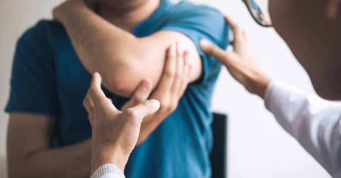 How to Treat Elbow Joint Pain