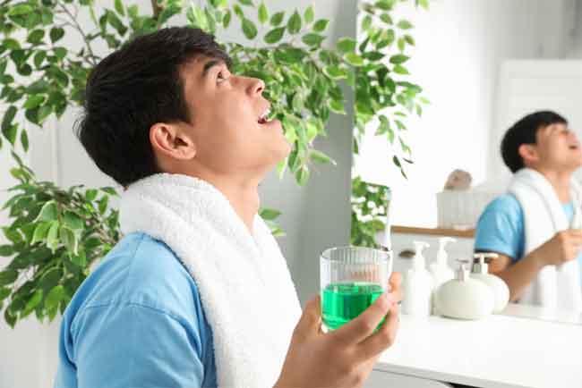 Crest Pro-Health MouthwashRinse