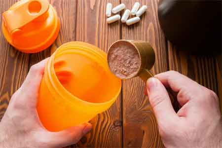 Do proteins help in Muscle building