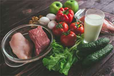 How does protein work in the body