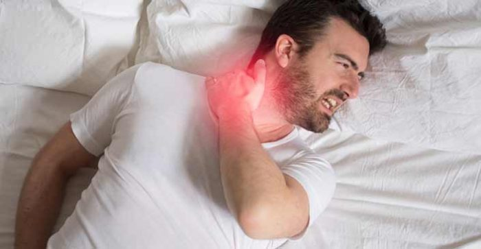How To Fix Neck Pain From Sleeping