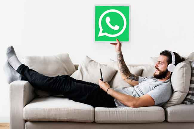 Whatsapp for Mac OS Free Download