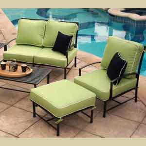 Types of Patio Furniture Cushions