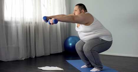 hundred exercises per session