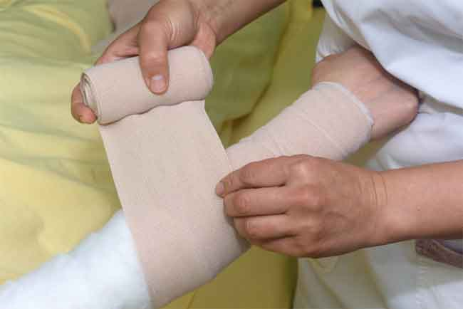 Compression Sleeves For Lymphedema