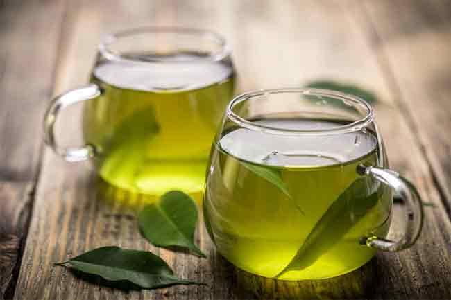 The Health Benefits of Drinking Green Tea